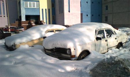 Автомобильная отрасль России в условиях финансового кризиса - зимняя спячка