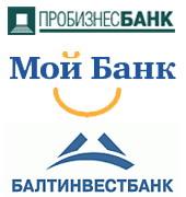 Банки с лучшими процентными ставками по вкладам - топ-3. Логотип