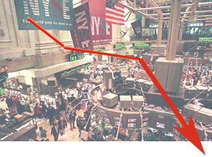 Финансовый кризис в США и мире. На дне финансовой ямы
