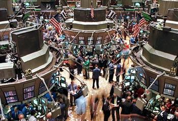 Обвал на мировых фондовых рынках. Нью-Йоркская фондовая биржа, New York Stock Exchange, NYSE