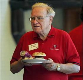 Warren Buffett, Уоррен Баффетт - самый богатый человек в мире
