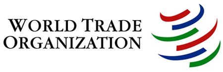 Вступление России в ВТО (Всемирная торговая организация). World Trade Organization, WTO. Логотип
