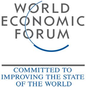 Всемирный экономический форум, ВЭФ. World Economic Forum, WEF. Давос. Логотип