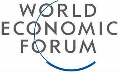 Всемирный экономический форум в Давосе, ВЭФ. World Economic Forum, WEF. Лого