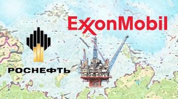 Северная нефть. Роснефть и ExxonMobil. Перспективы нефтедобычи в Арктике